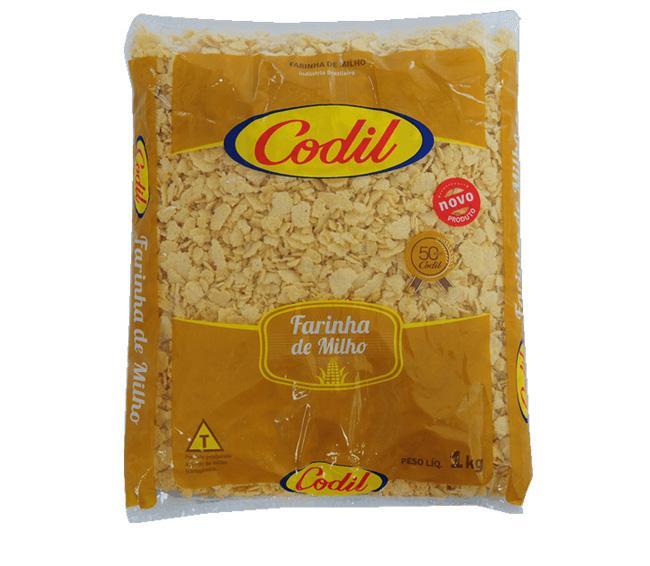 Farinha de Milho 500gr